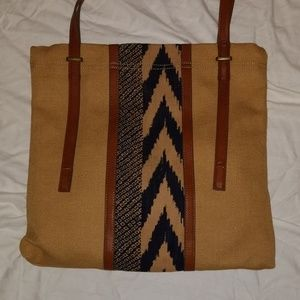 NWT Lucky Brand Kendal Tote Bag